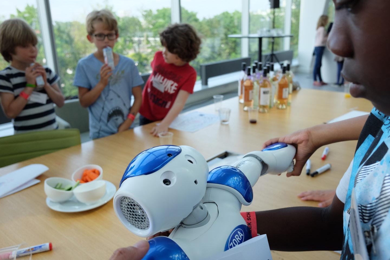 studeren voor robotisering